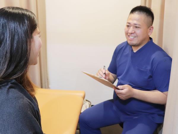 当院の施術方法